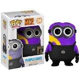 Funko purple Dave