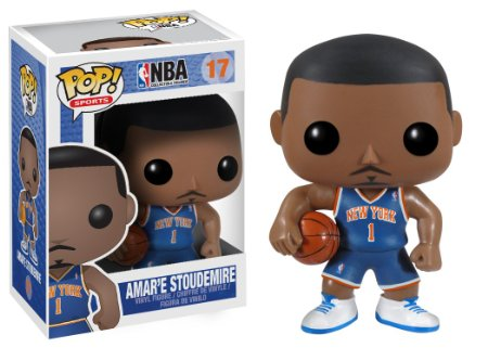 Funko Pop Sports Nba Amare Stoudemire New York Knicks