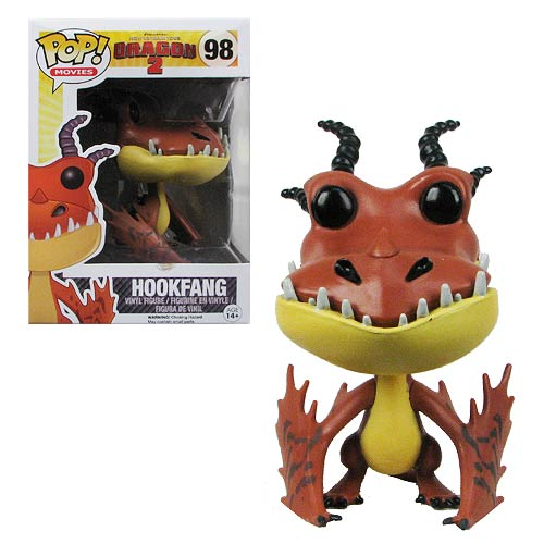 Funko pop how to train your dragon 2 hookfang plush island ccuart Images