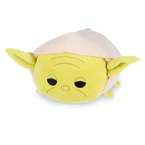Tsum Tsum Medium Disney Star Wars Yoda Plush Plush Island