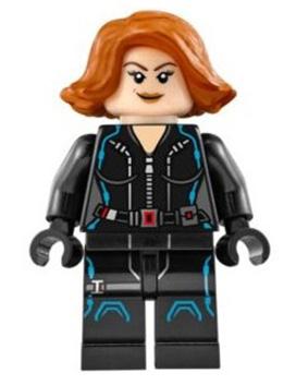 Black Widow - Short Hair