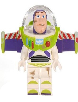 Buzz Lightyear - Dirt Stains