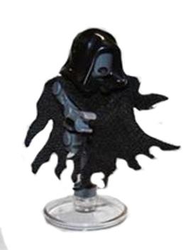Dementor, Black Cloak and Hood