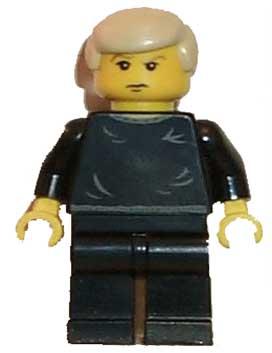 Draco Malfoy, Black Sweater