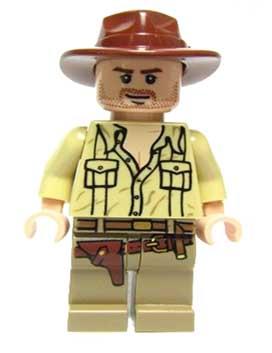 Indiana Jones - Open Shirt