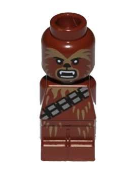 Microfig Star Wars Chewbacca