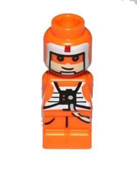 Microfig Star Wars Luke Skywalker