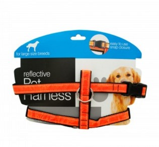 Reflective Pet Harness