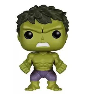Funko POP Movie Marvel Avengers 2 Hulk Bobble Head Vinyl Figure