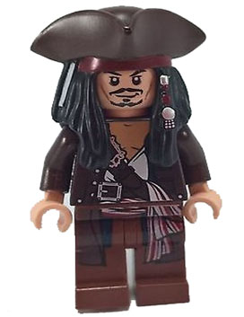Captain Jack Sparrow Cannibal