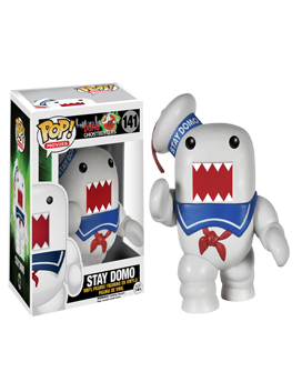 Domo Ghostbusters Stay Puft
