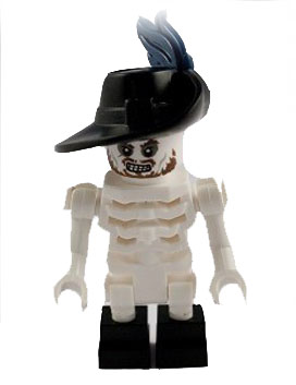 Skeleton Barbossa