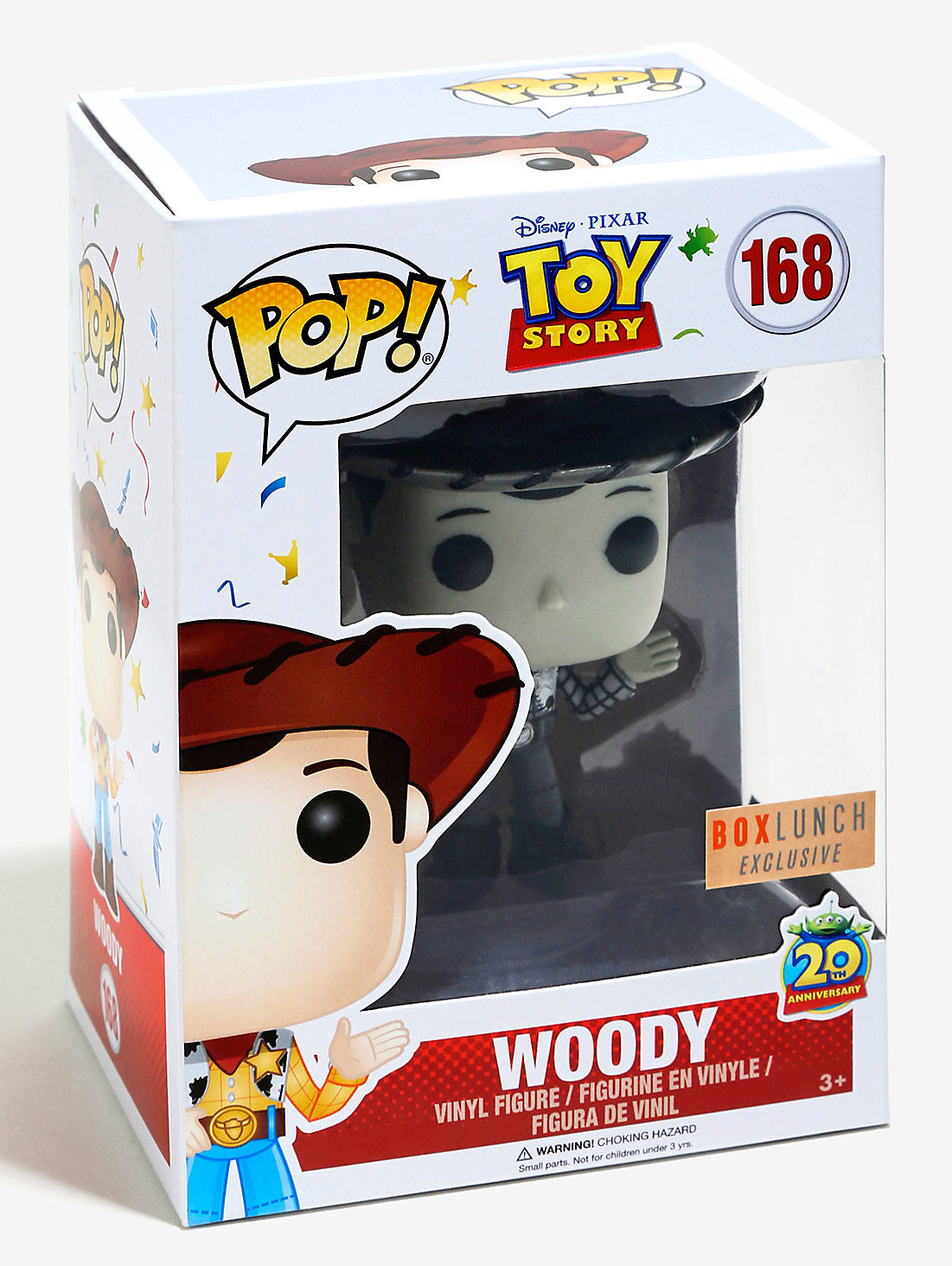 Funko Pop Toy Story Woody Box Lunch Exclusive Plush Island